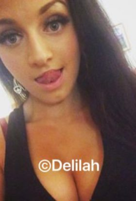 Escort Delilah Ivee
