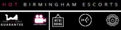 Hot Escorts Birmingham