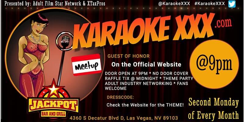 Karaoke XXX Adult Industry